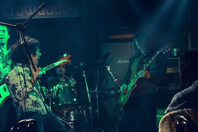 Molten Gold live at Crawdaddy Club, Tokyo, 10 Sep 2016 -00029