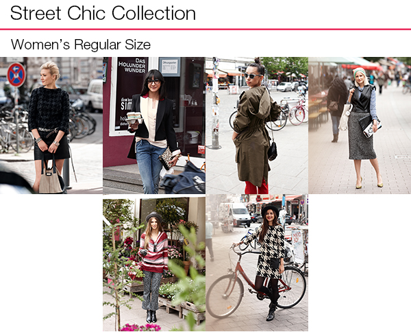 Street Chic Collection