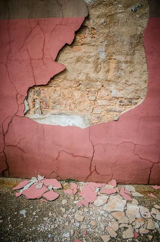 Plaster over Brick-001