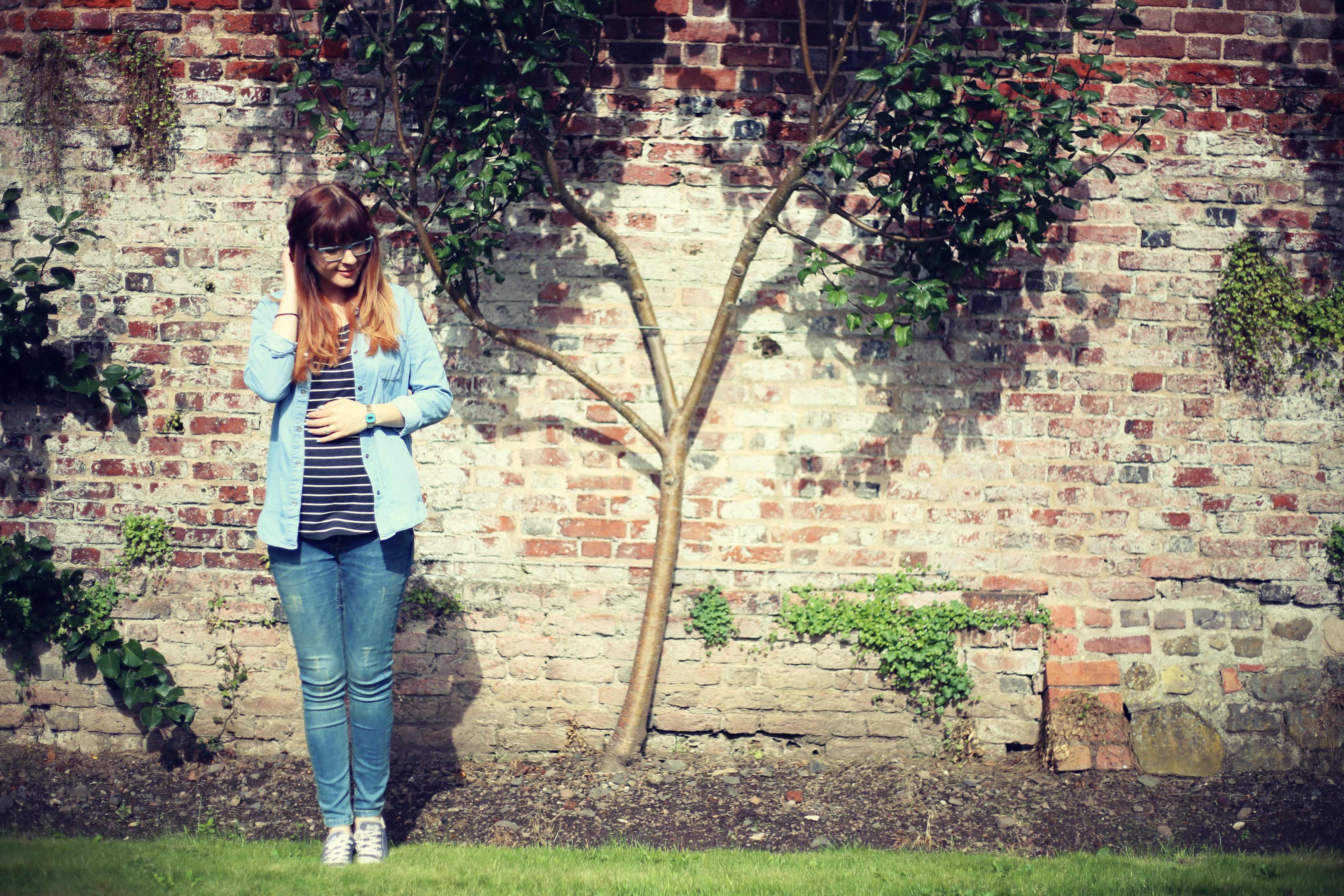 pregnancy blogger