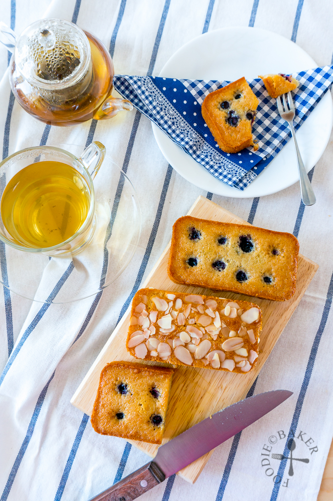 Honey Financiers
