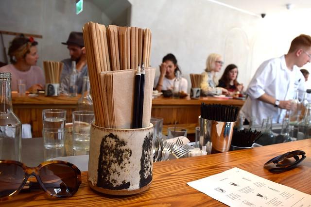 Inside Bao, Fitzrovia | www.rachelphipps.com @rachelphipps
