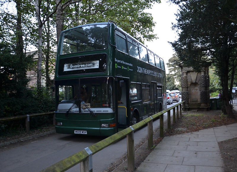 Volvo B7TL Plaxton President Up A Gumtree