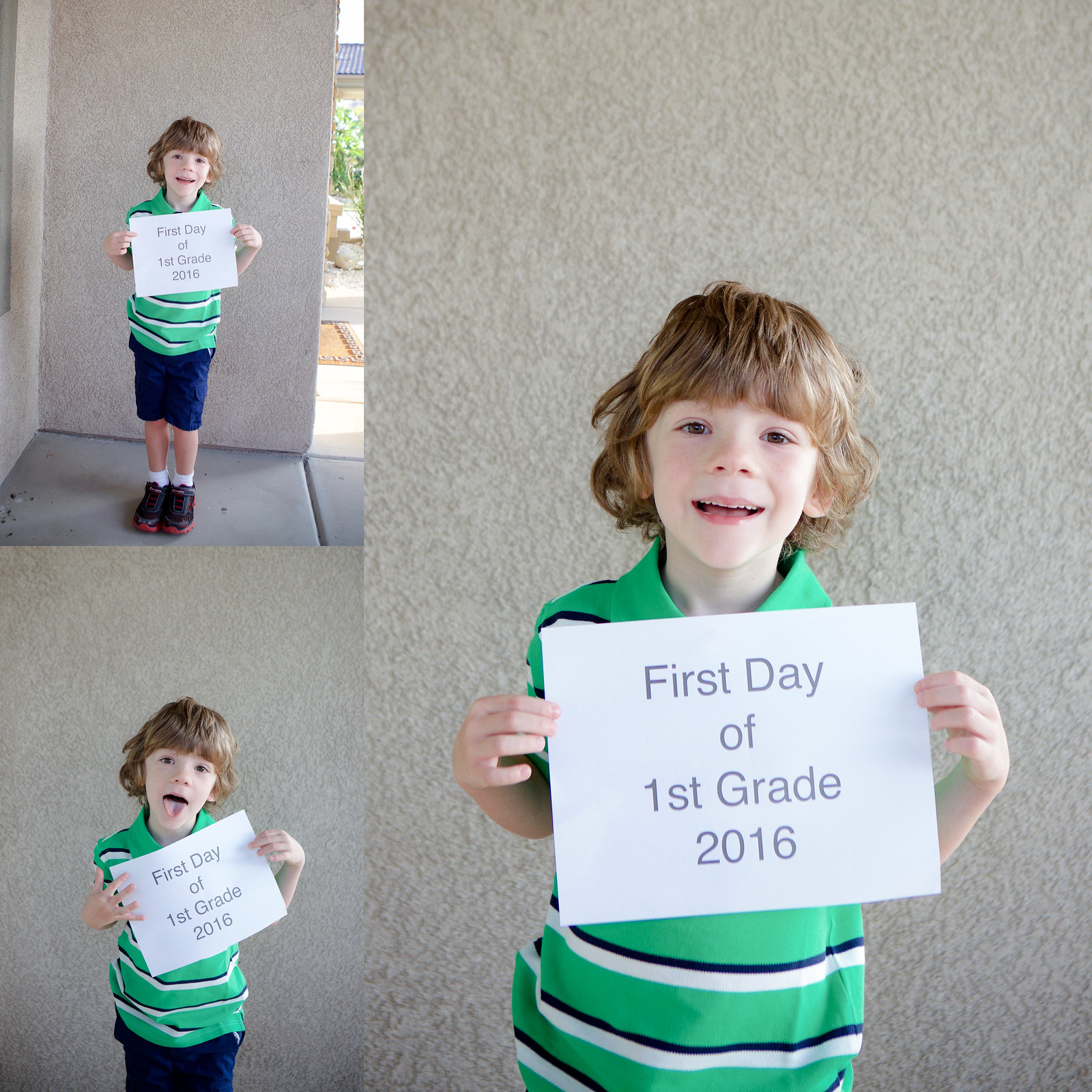 First Day School 2016