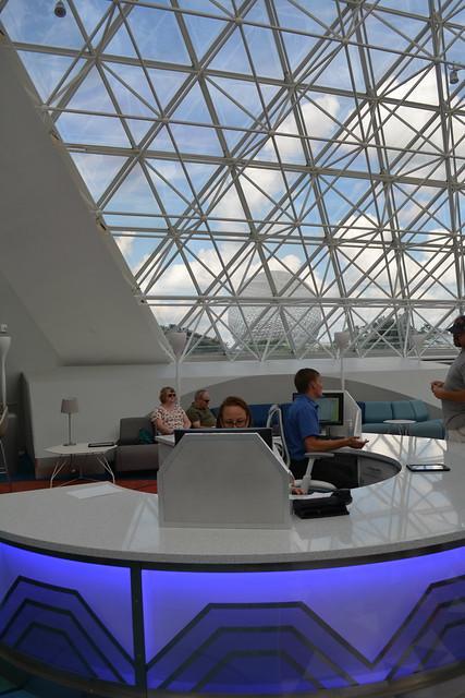 DVC Epcot Member Lounge