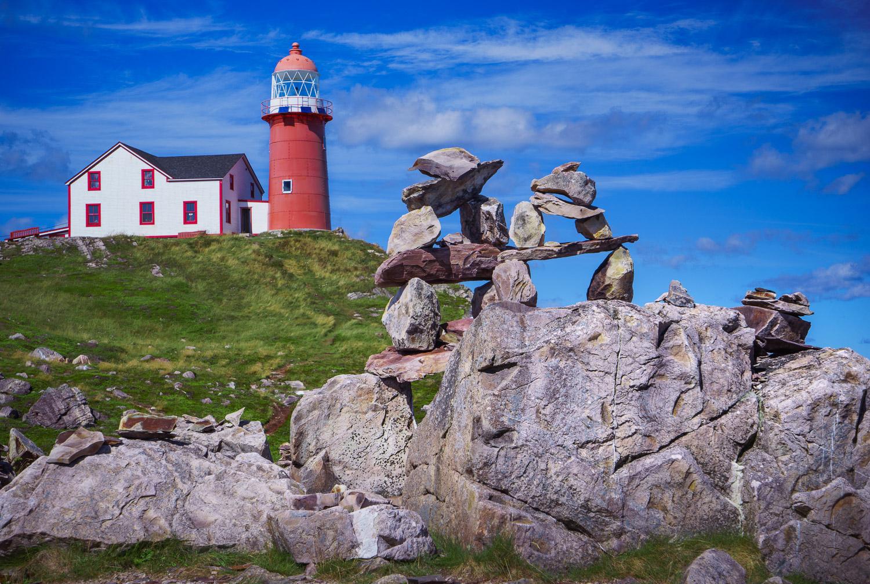 Ferryland Lighthouse - NL