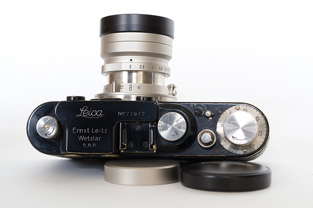 Leica M Black Paint cameras, what's the fuss about