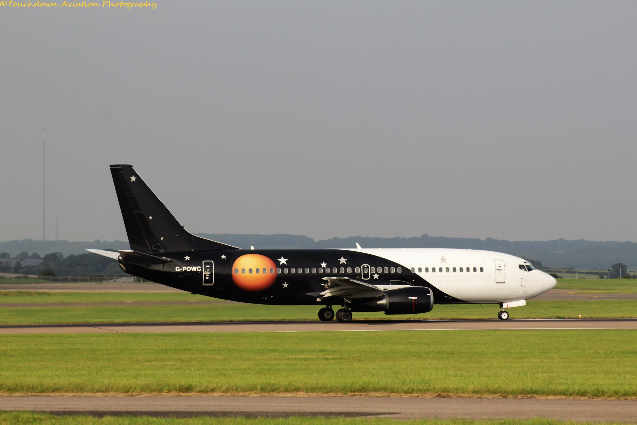 Titan Airways Boeing 737-800 G-POWC 07SEP16