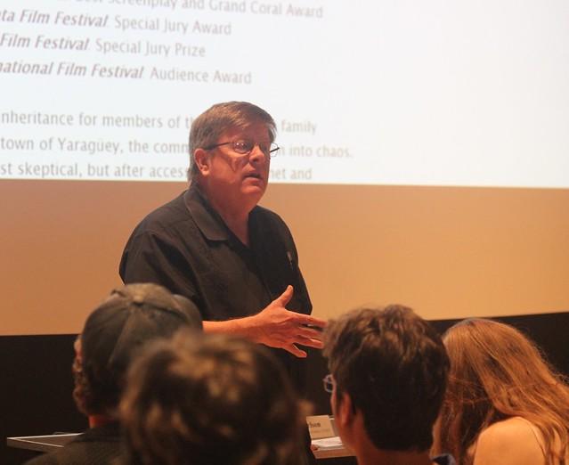 """""""El Cuerno de la Abundancia:"""" Screening and Discussion"""