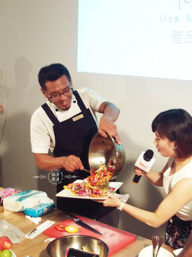 孤身廚房-超乎想像!解凍即食和現煮的一樣好吃—Mess Maker.蝦攪和.冷泡蝦(活動現場)8
