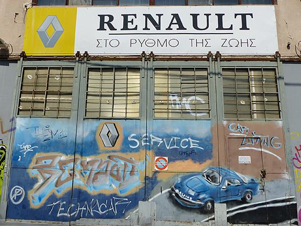 tags renault
