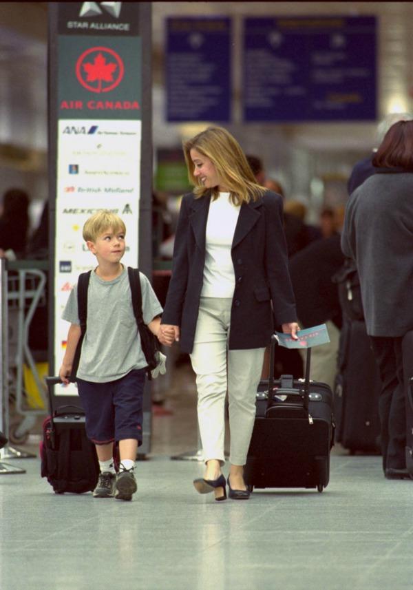 Más de 10 mil niños al año viajan solos a través de Air Canada