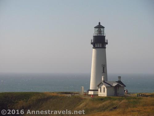 Yaquina Head Lighthouse, Oregon