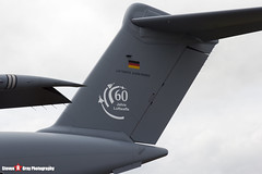 54+03 5403 - 030 - Luftwaffe German Air Force - Airbus A400M Atlas - Fairford - RIAT 2016 - Steven Gray - IMG_9711