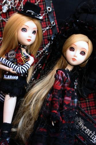 Hestia Isora and Ribon