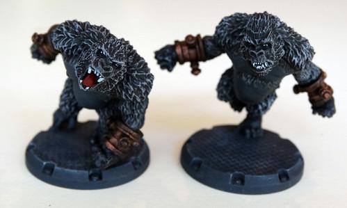 Gorillas ;)