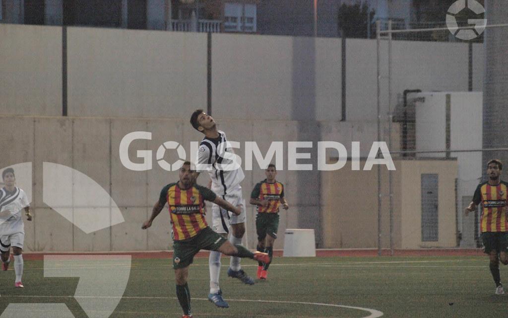CD Segorbe 1-0 CD Castellón (14/09/2016), Jorge Sastriques