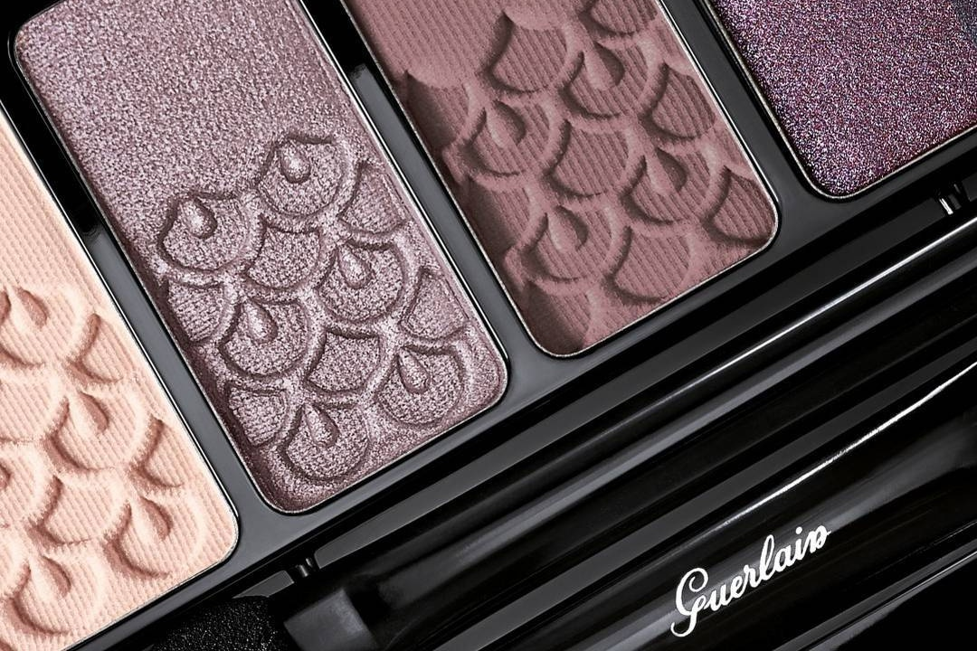 Guerlain Palette 5 Couleurs for Fall 2016
