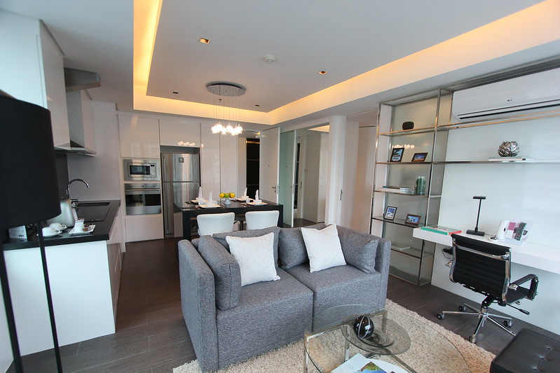 The Model Unit Shows Exactly How The Units Get Turned Over U2014 Fully Fitted  And Fully Furnished.