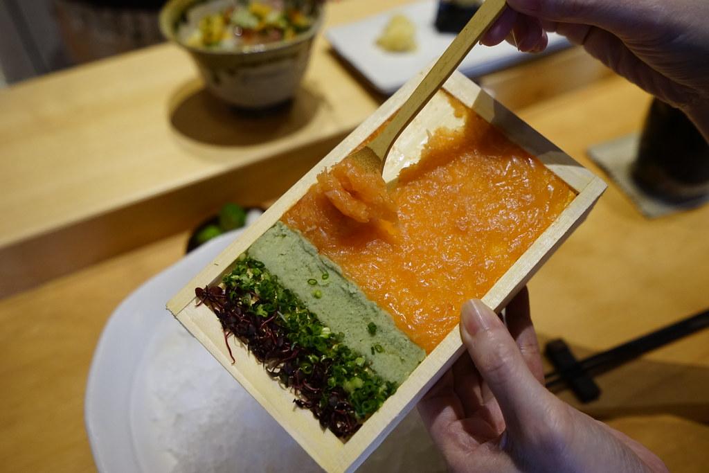 真月龍蝦麵