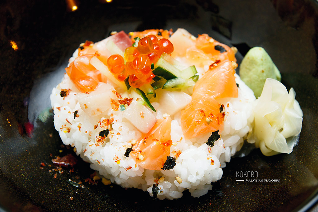 Kokoro Japanese Restaurant cheras