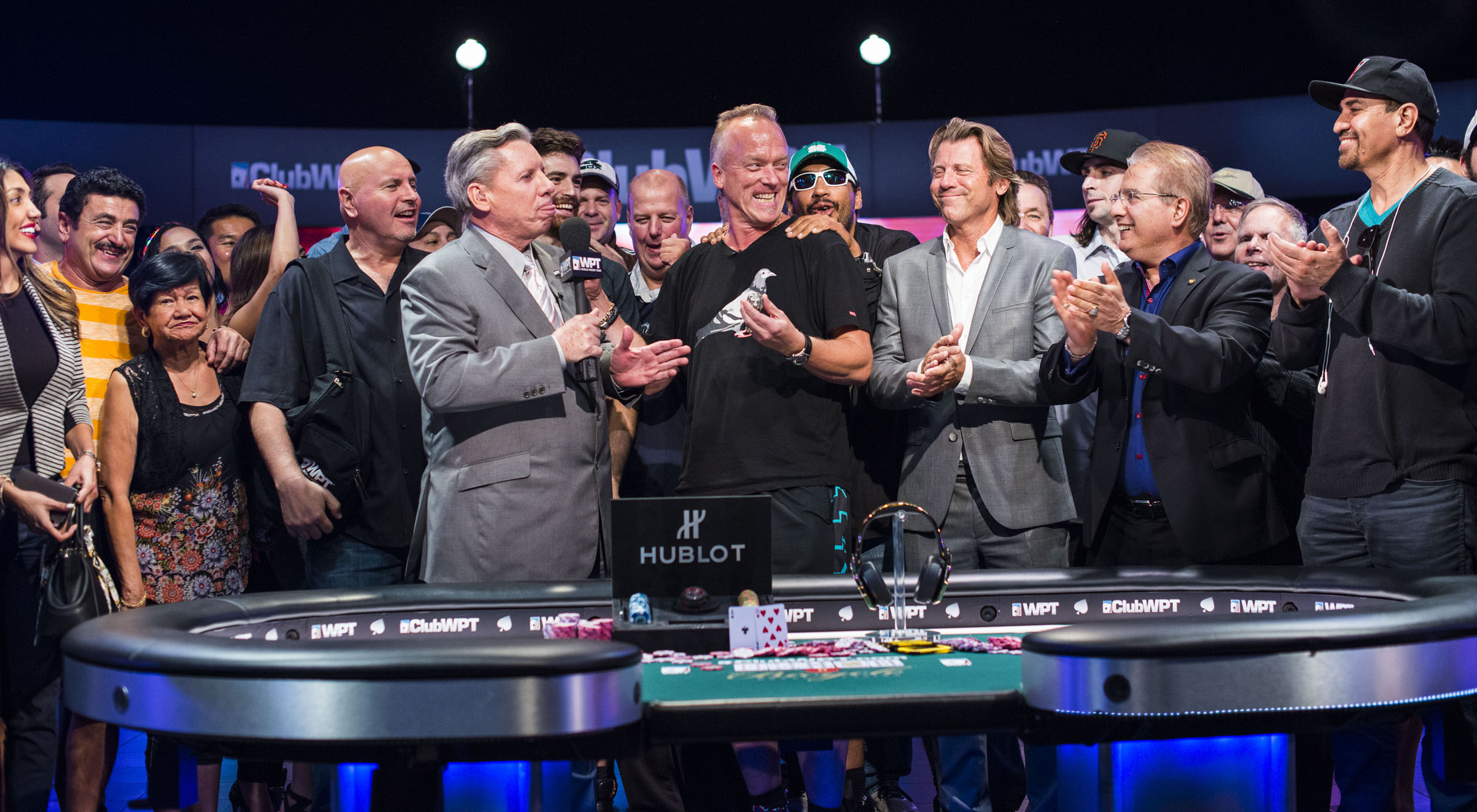 Wpt legends of poker results gamble creek band