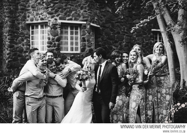 Country Wedding at the Hertford