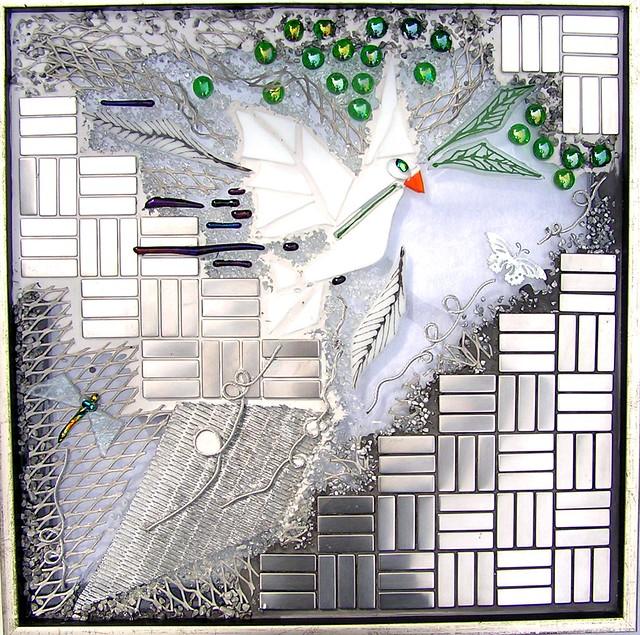 Piece Pigeon - Bright Steel