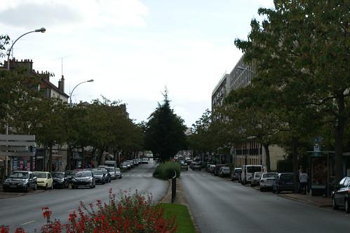 Rue du pont de cr teil saint maur des foss s minato ku flickr for Comboulevard de creteil saint maur