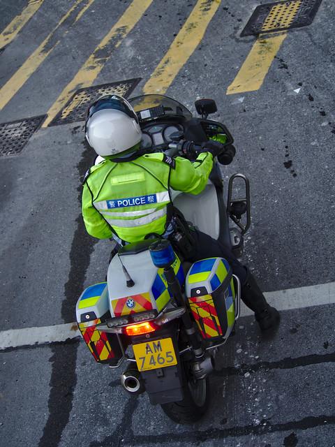 Biker Cop