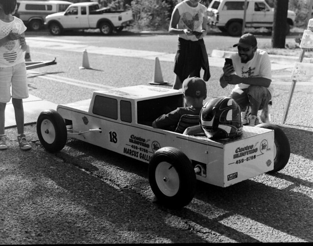 Little Hauler, Coaster Races, Bisbee Arizona, July 4, 2016