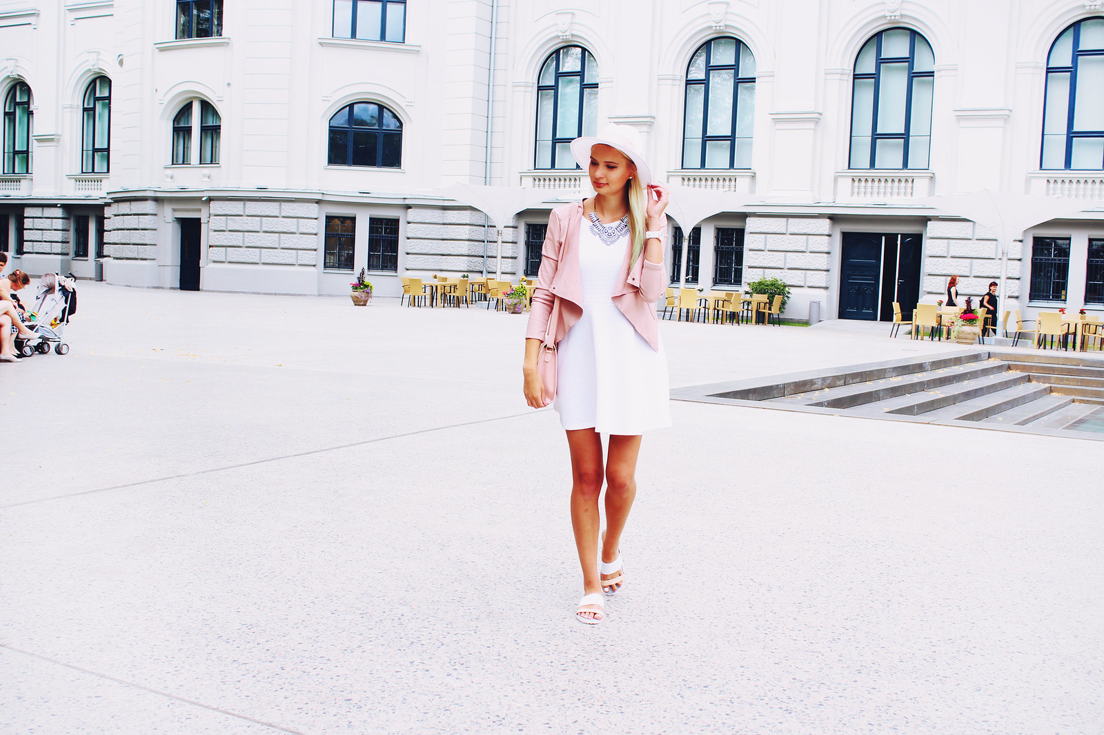 Light and easy summer outfit