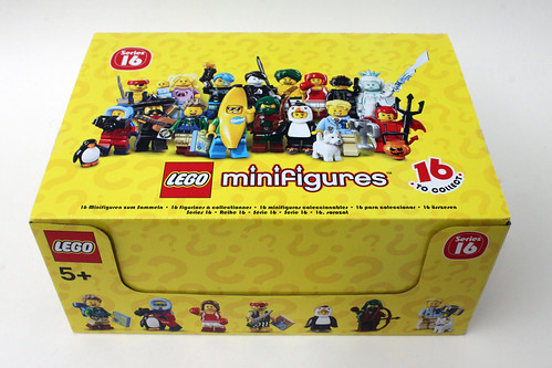 LEGO Collectible Minifigures Series 16 (71013)