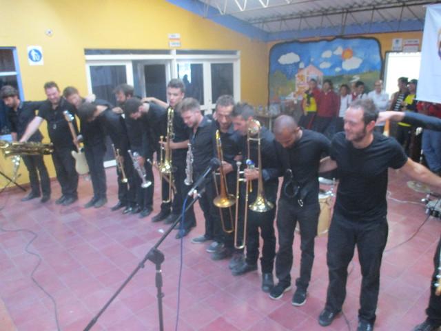 Agrupación de Música Jazz Francia