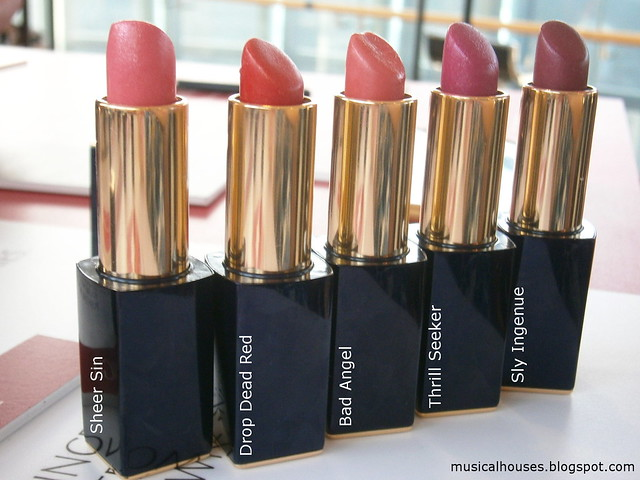Estee Lauder Pure Color Envy Lipstick Stripped
