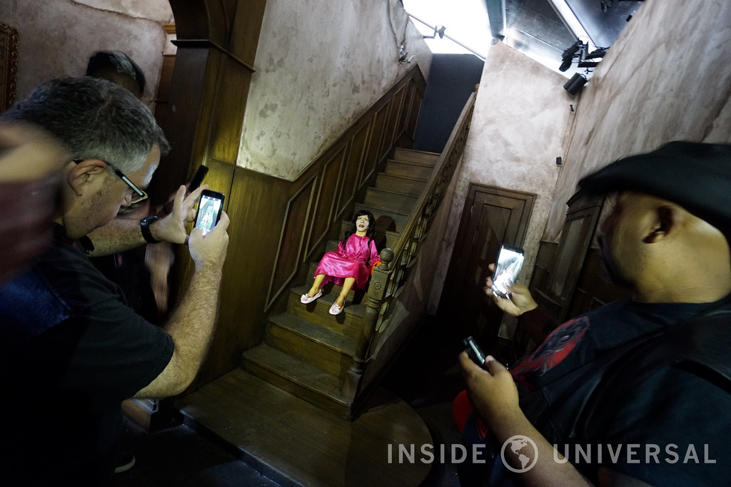Inside Krampus and American Horror Story at Halloween Horror Nights at Universal Studios Hollywood