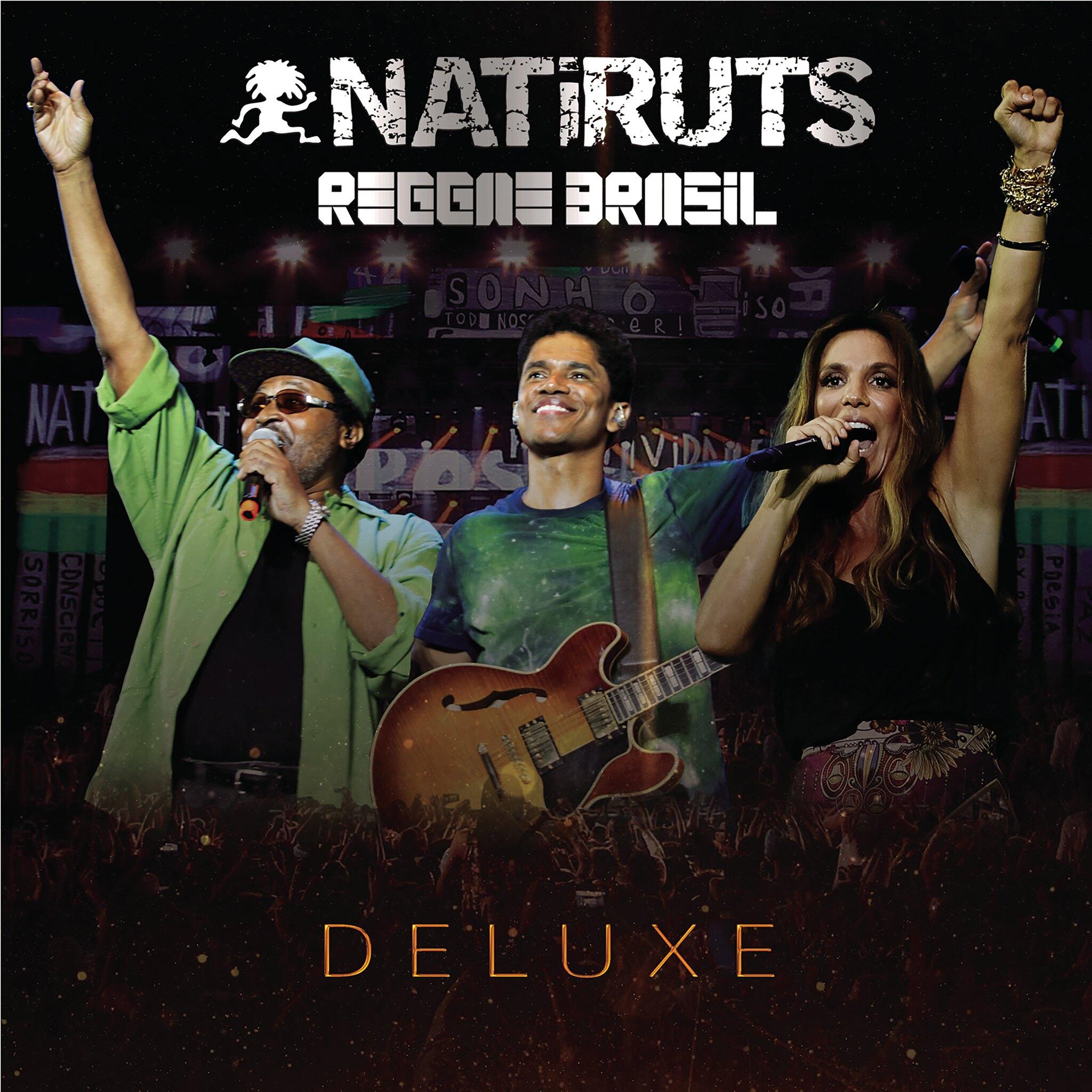 Natiruts - Reggae Brasil (Deluxe)