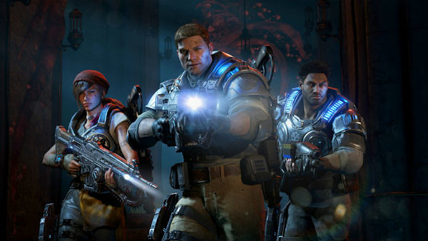 Gears of War 4 multiplayer new map revealed