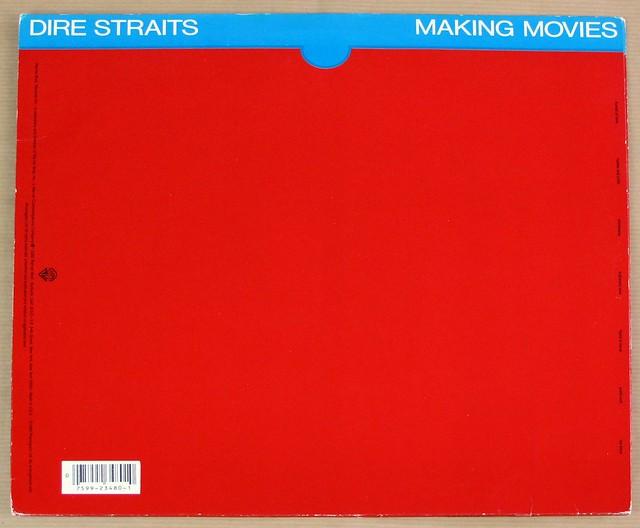 "DIRE STRAITS MAKING MOVIES ORIG USA 12"" LP VINYL"