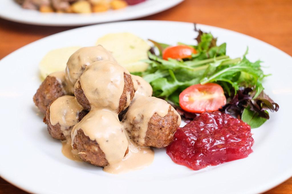 Fika Swedish Café & Bistro (Halal)'s Swedish Meatballs