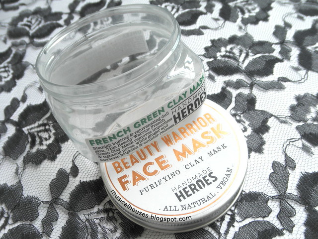 Skincare Empties Mask Beauty Heroes