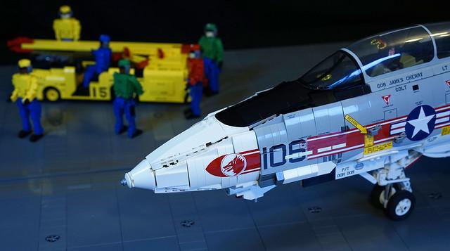 F-14A Tomcat Nose