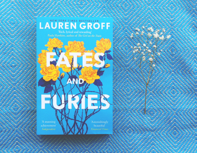 fates and furies lauren groff book haul