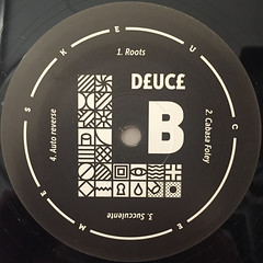 SKET & DEUCE:SKEUCE ME(LABEL SIDE-B)