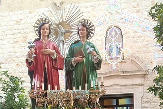 Noicattaro. Festa Santi Medici front