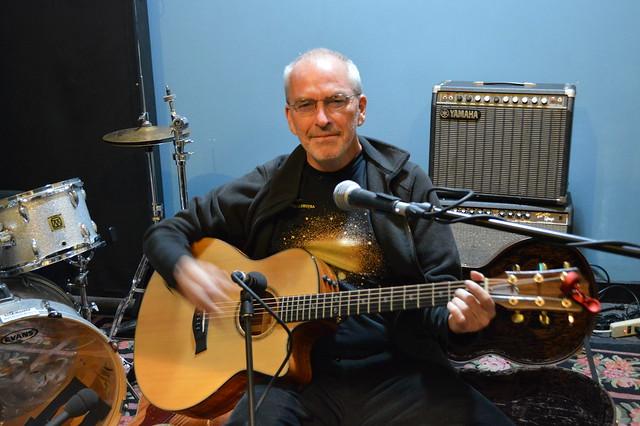 Peter Biedermann live on WFMU 2016-09-27
