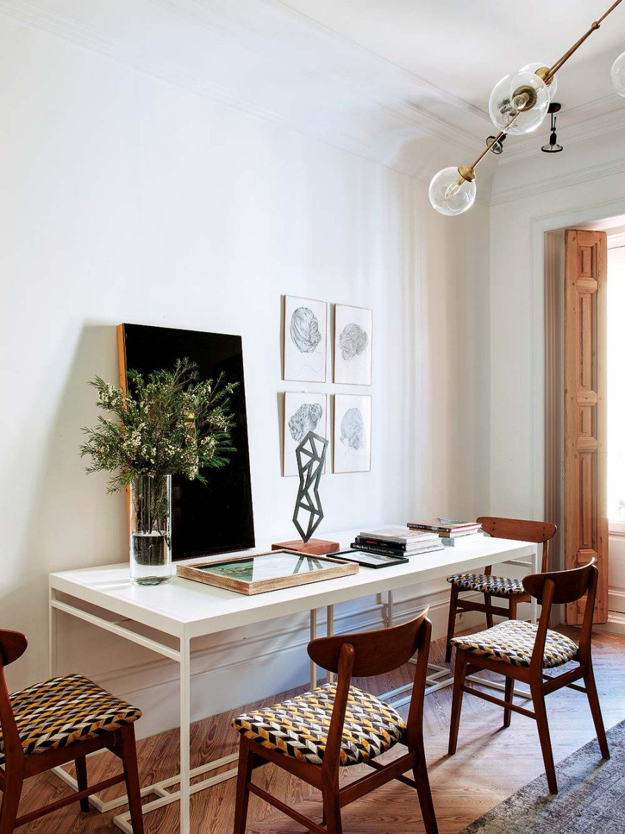 Interior Designer Tristan Domecq Apartment