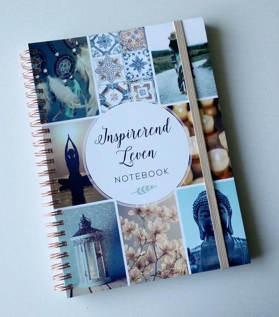 Inspirerend leven notebook