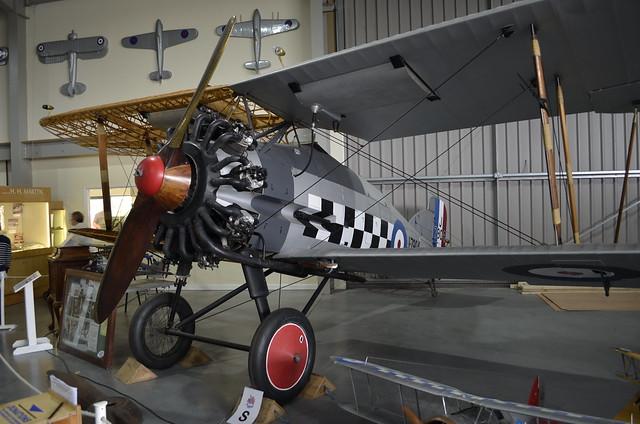 'J7904' Gloster Gamecock Replica
