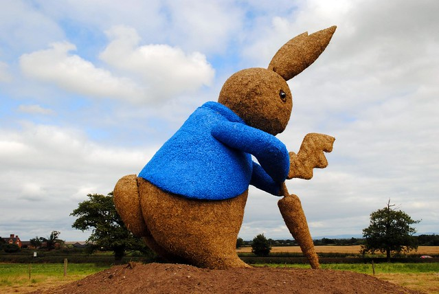 Peter Rabbit at Snugburys